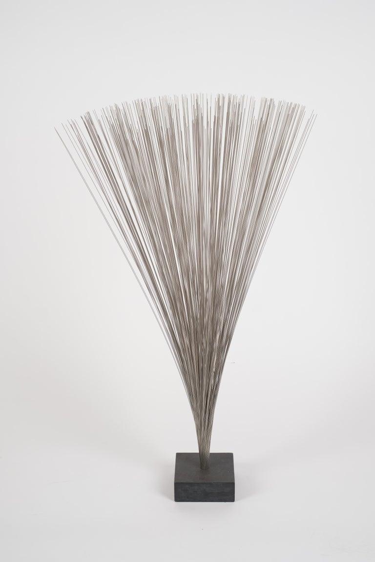 Harry Bertoia Abstract Sculpture - Light Spray