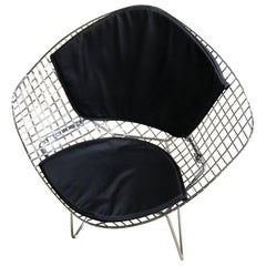 "Harry Bertoïa's Chair, ""Fauteuil Diamant"""