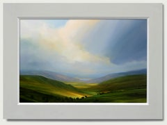 Change of Season - originalBritish landscape painting contemporary 21st Century