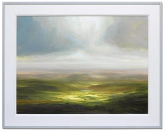 Great Escape - landscape oil painting Contemporary modern 21st Century Art