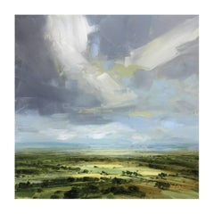Return of Spring, semi-abstract, British Landscapes