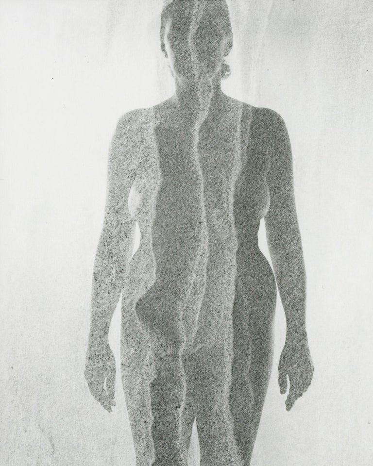 Eleanor, Chicago, 1949 - Harry Callahan (Black and White Photography) Signed Silver gelatin print, printed 1970s 10 x 8 inches  One of the most influential American photographers of the second half of the twentieth century, Harry Callahan