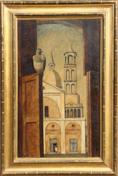 Intermezzo, Oil Painting by Harry Lane