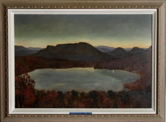 Stockbridge Bowl, Massachusetts , Oil Painting by Harry Lane