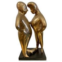 Harry Marinsky Original Bronze Sculpture 'Signed'