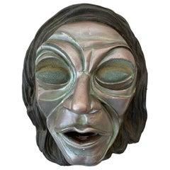 Harry Matias Ceramic Head