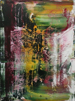 American Contemporary Art by Harry James Moody - Abstract Boundaries n°261