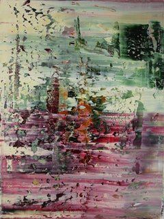 American Contemporary Art by Harry James Moody - Abstract Boundaries n°262