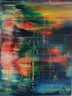 American Contemporary Art by Harry James Moody - Abstract Fantasy n°275