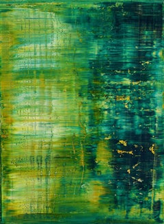 abstract with green #490