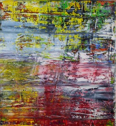 American Contemporary Art by Harry James Moody - Abstract n°217