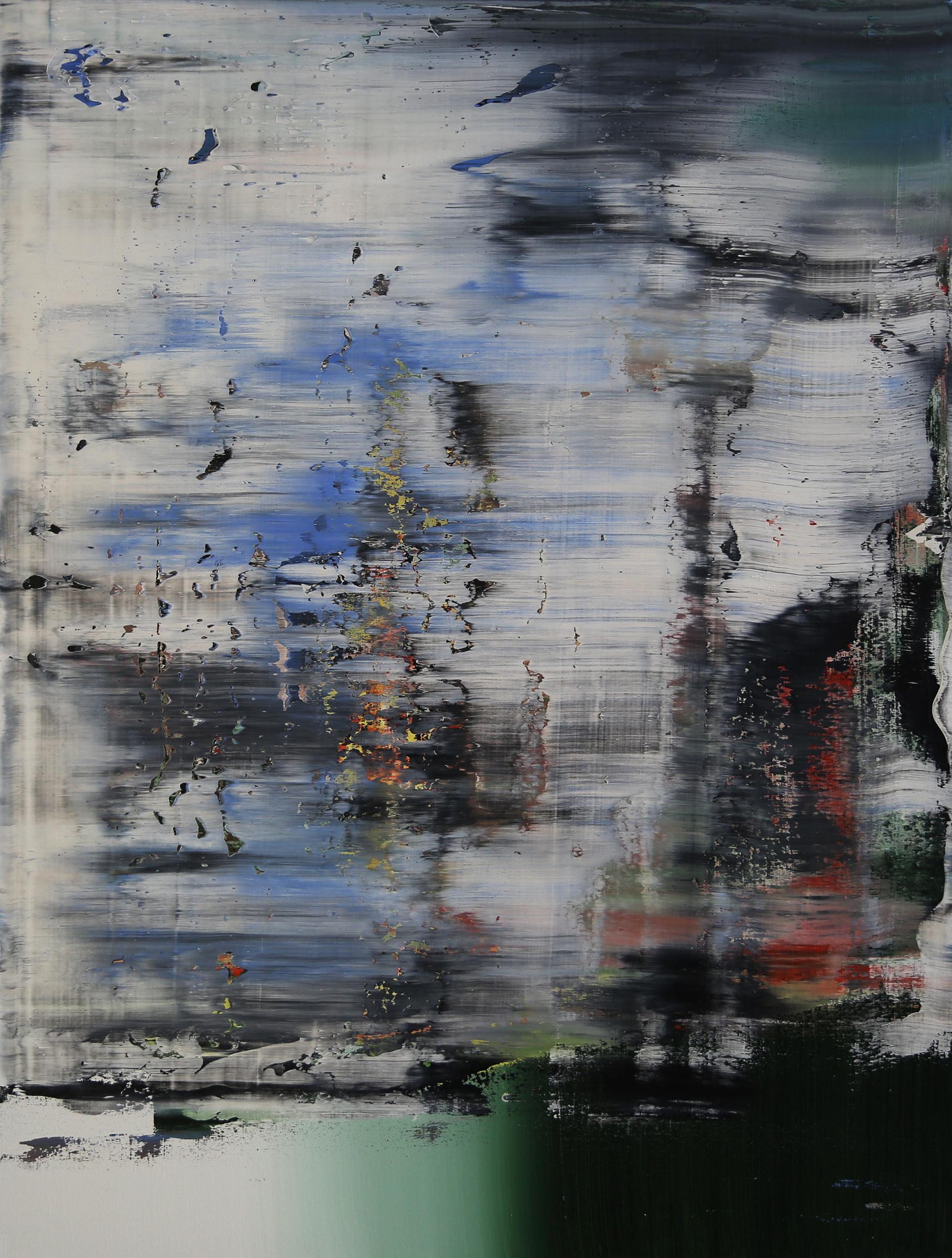 American Contemporary Art by Harry James Moody - Abstract n°263