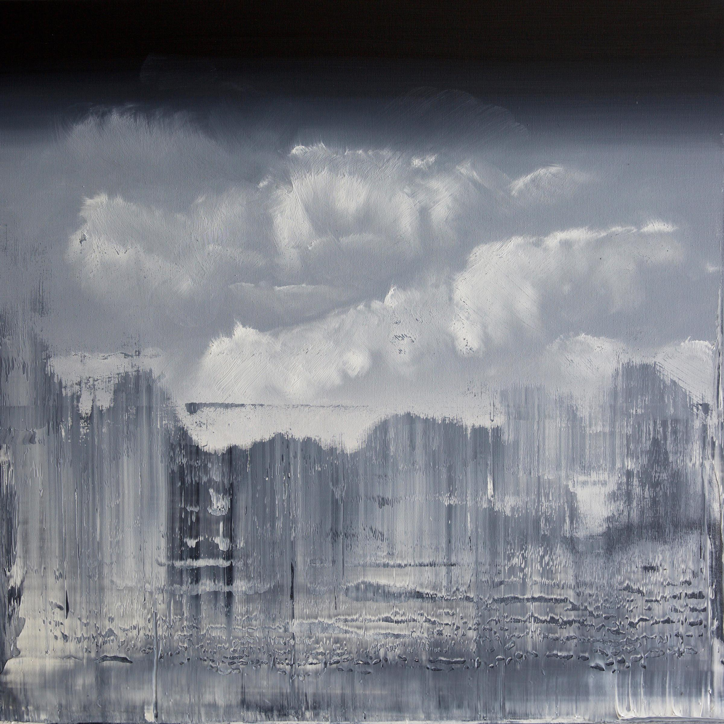 German Contemporary Art by Harry Moody - Clouds n°306