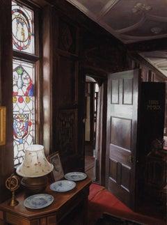Rainthorpe - Door to Wing - Contemporary - Interior