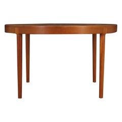 Harry Østergaard Dining Table Vintage Unique