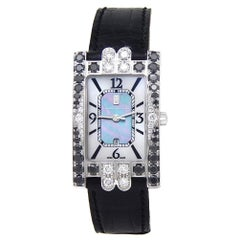 Harry Winston Avenue 310UQW, Mother of Pearl Dial, Certified
