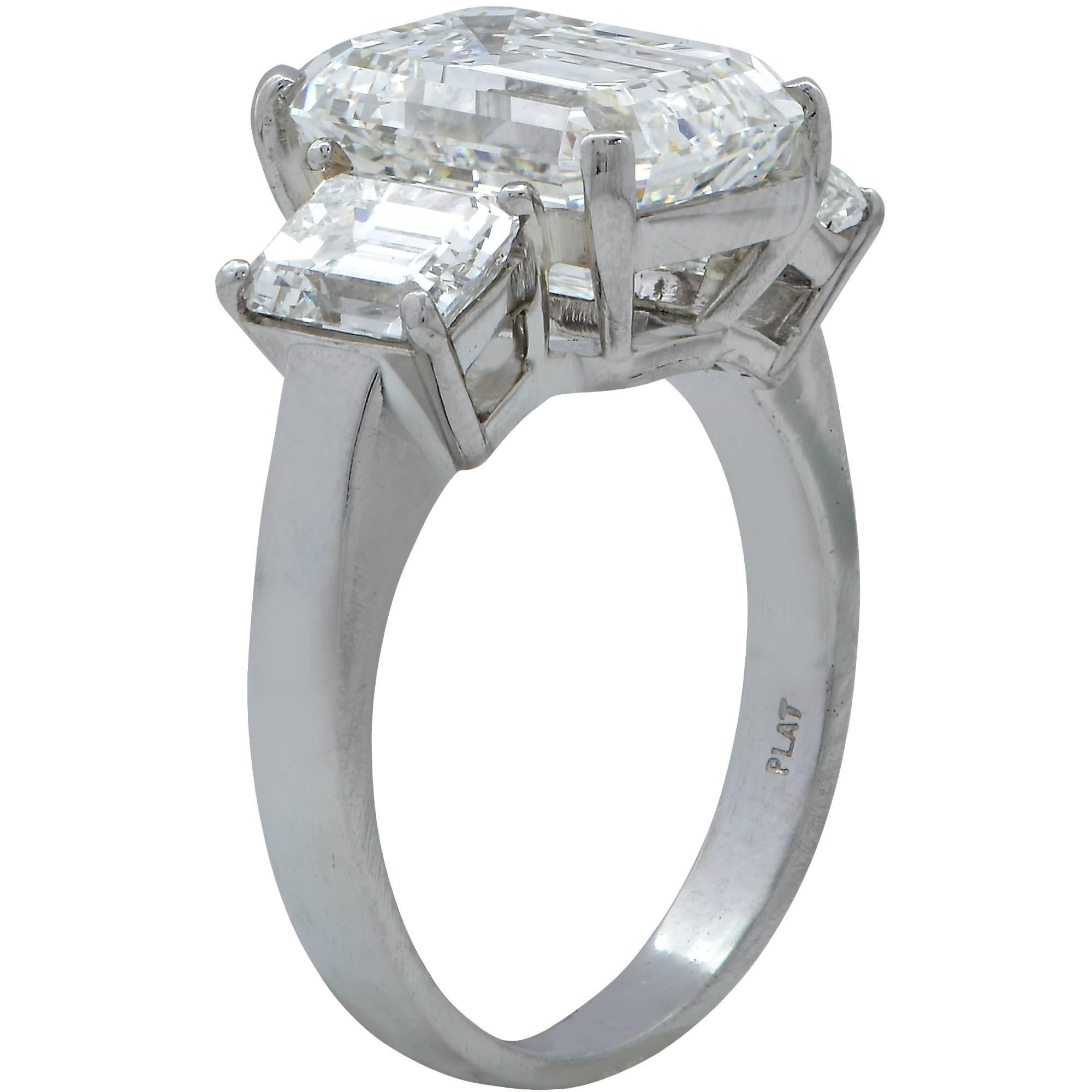 at j jewelry stone diamond sale engagement ring rings for id master emerald three cut