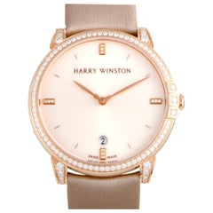 Harry Winston Midnight Automatic MIDAHD39RR003