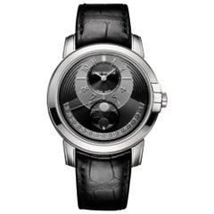 Harry Winston Midnight MIDAMP42WW002, Millimeters Black Dial
