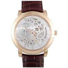 Harry Winston Midnight Skeleton Watch MIDAHM42RR001