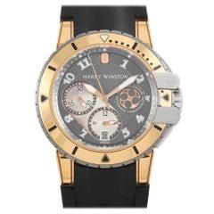 Harry Winston Ocean Diver Watch 410/MCA44RZ