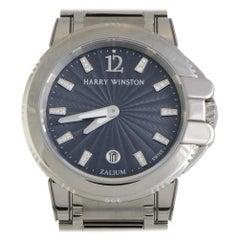 Harry Winston Ocean OCSQHD36ZZ003, Millimeters Grey Dial, Certified and Warranty