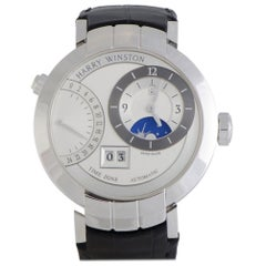 Harry Winston Premier PRNATZ41WW002, Millimeters Black Dial