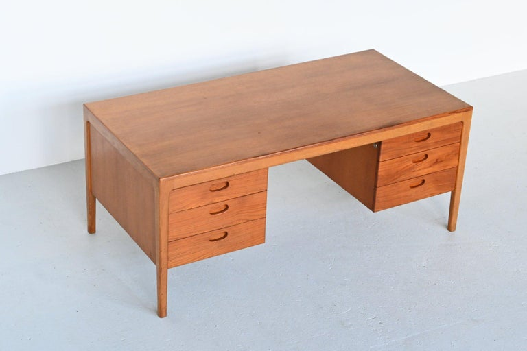 Hartmut Lohmeyer Desk Wilkhahn, Germany, 1959 4
