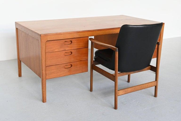 Hartmut Lohmeyer Desk Wilkhahn, Germany, 1959 6