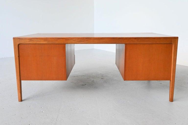 Mid-Century Modern Hartmut Lohmeyer Desk Wilkhahn, Germany, 1959