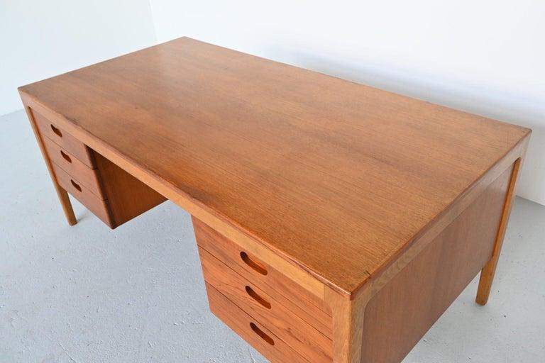 Hartmut Lohmeyer Desk Wilkhahn, Germany, 1959 3