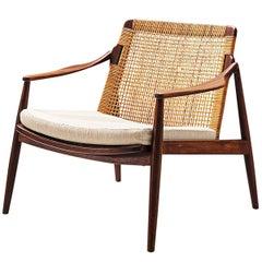 Hartmut Lohmeyer for Wilkhahn Lounge Chair in Teak
