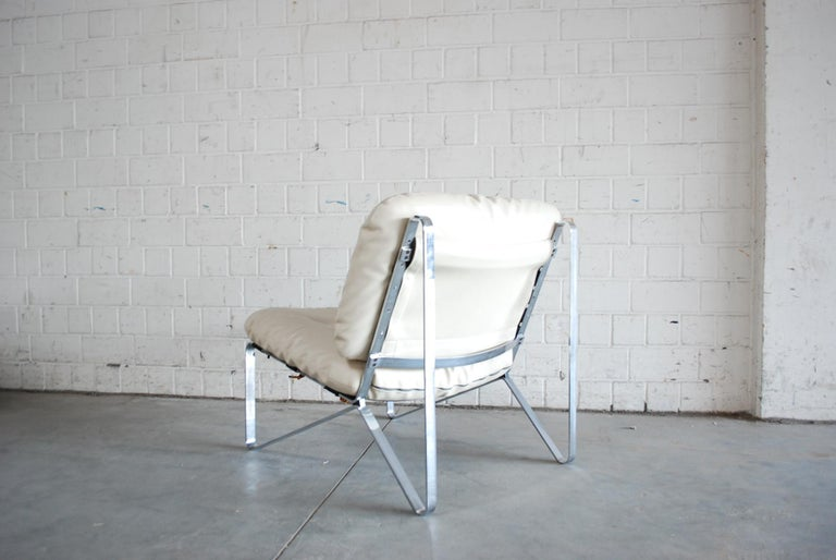 Hartmut Lohmeyer Pair of Lounge Chairs for Mauser Werke Waldeck, 1960 For Sale 3