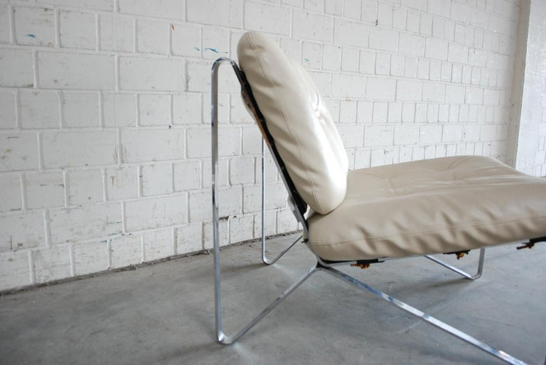 Hartmut Lohmeyer Pair of Lounge Chairs for Mauser Werke Waldeck, 1960 For Sale 5