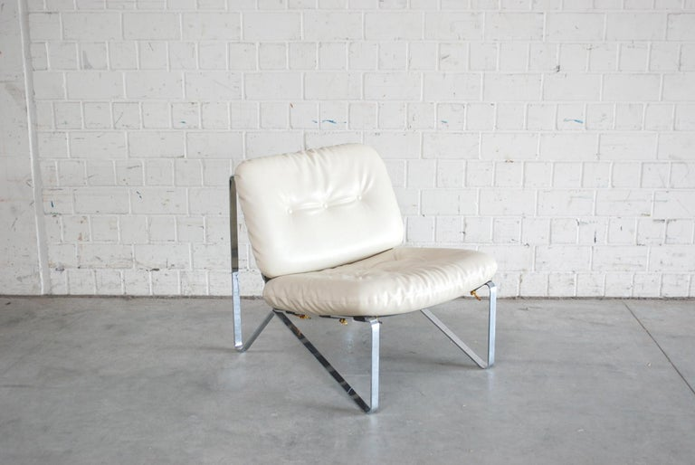 Hartmut Lohmeyer Pair of Lounge Chairs for Mauser Werke Waldeck, 1960 For Sale 6