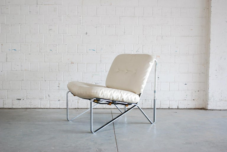 Hartmut Lohmeyer Pair of Lounge Chairs for Mauser Werke Waldeck, 1960 In Good Condition For Sale In Munich, Bavaria