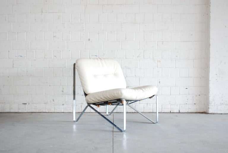 20th Century Hartmut Lohmeyer Pair of Lounge Chairs for Mauser Werke Waldeck, 1960 For Sale
