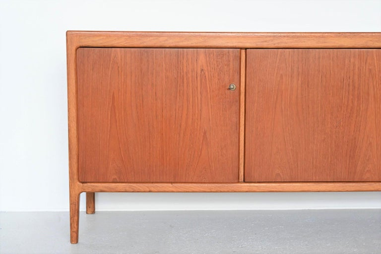 Mid-20th Century Hartmut Lohmeyer Sideboard Wilkhahn, Germany, 1959 For Sale