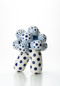 """""""A Disclosing Form 1901"""", Contemporary, Abstract, Porcelain, Sculpture, Japanese"""