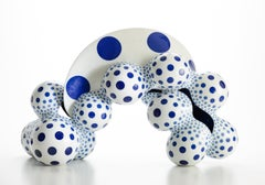 """Internal Shape 09"", Contemporary, Porcelain, Sculpture, Abstract, Japan, Design"
