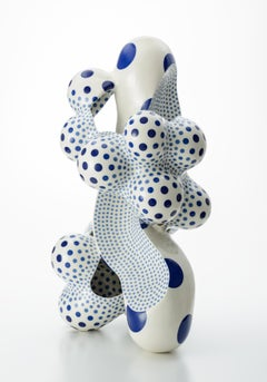 """The Coexistence of Absurdity and Rationality in Form 1507"" Porcelain, Sculpture"