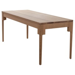 Harvest Dining Table in White Oak