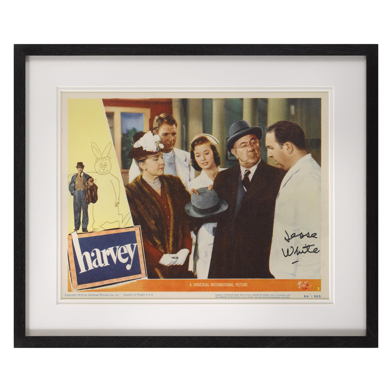 """Harvey"" Original US Lobby Card"