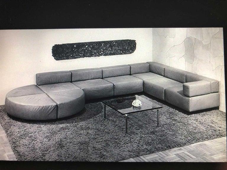 Harvey Probber 11 Piece Cubo Modular Sofa For Sale 5