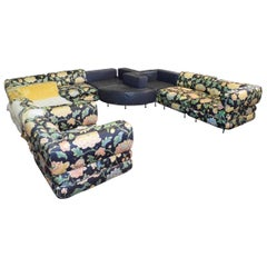 Harvey Probber 11 Piece Cubo Modular Sofa