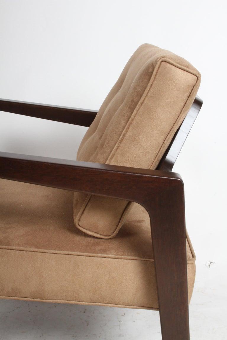 Harvey Probber Asymmetrical Lounge Chair For Sale 3