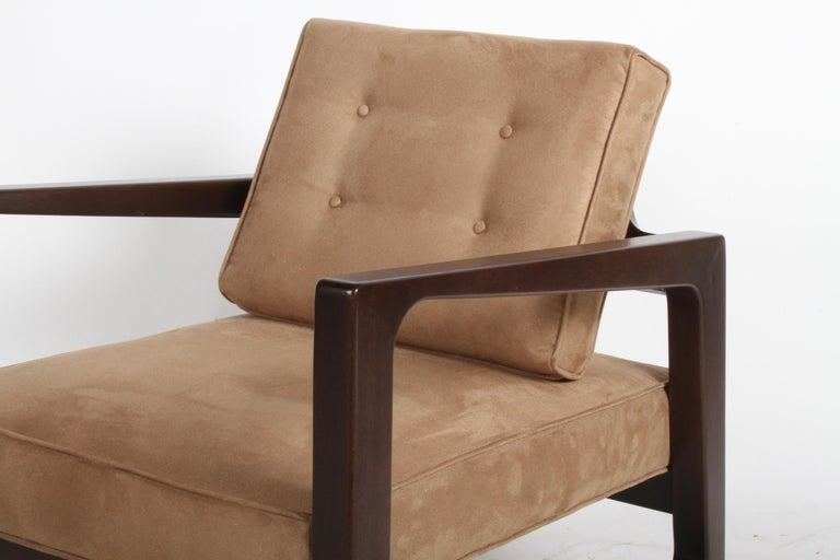 Mid-Century Modern Harvey Probber Asymmetrical Lounge Chair For Sale