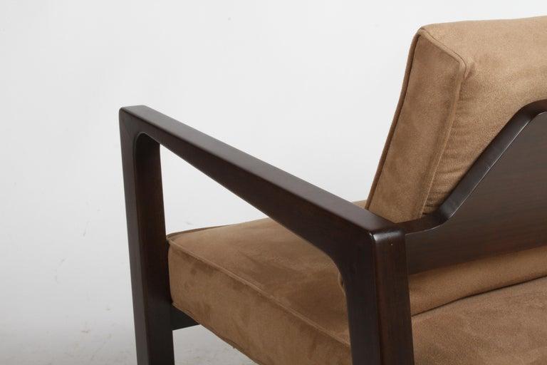 Harvey Probber Asymmetrical Lounge Chair For Sale 2