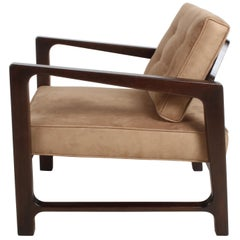 Harvey Probber Asymmetrical Lounge Chair