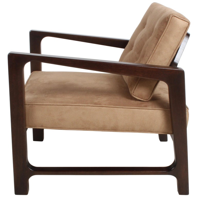 Harvey Probber Asymmetrical Lounge Chair For Sale